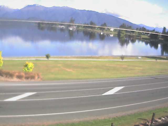 webcam Te Anau Southland