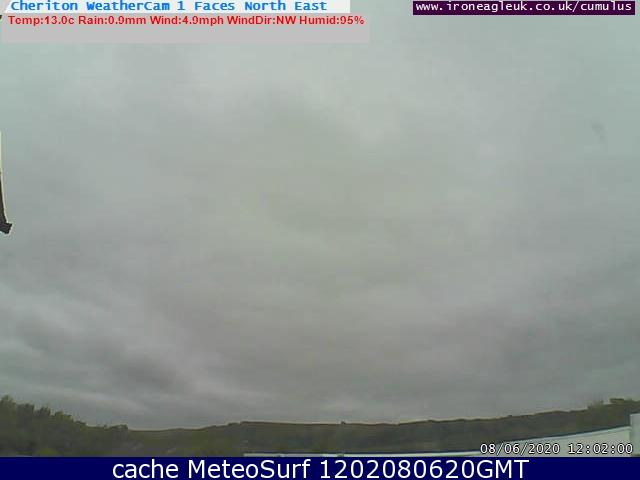 webcam Folkestone South East