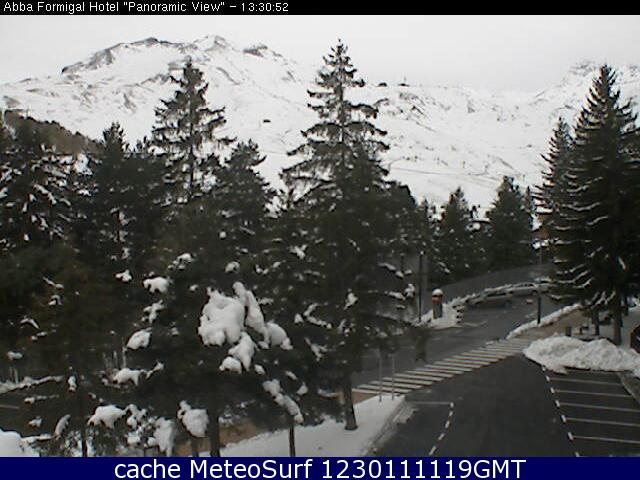 webcam Formigal Hotel Huesca
