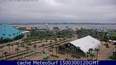 webcam Fort Crockett Galveston