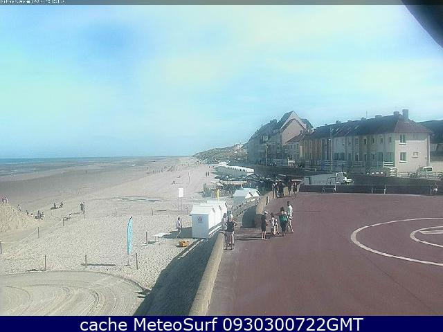 webcam Fort-Mahon Somme