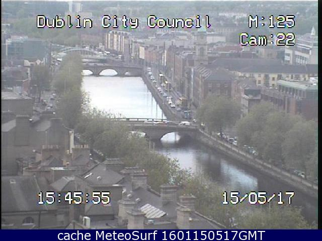 webcam Four Courts Dublin