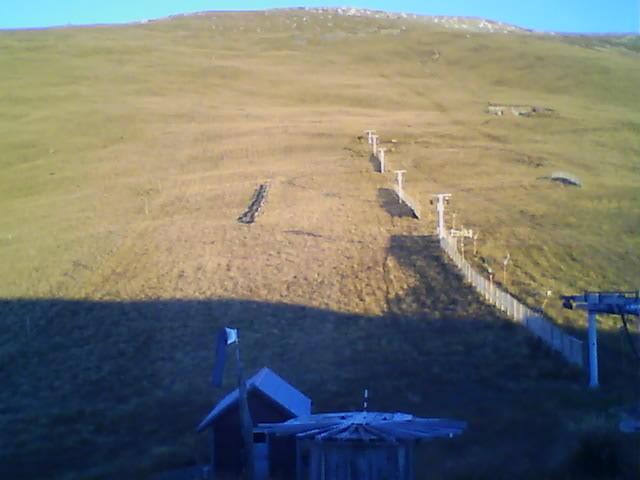 webcam Fox Peak Ski Mackenzie