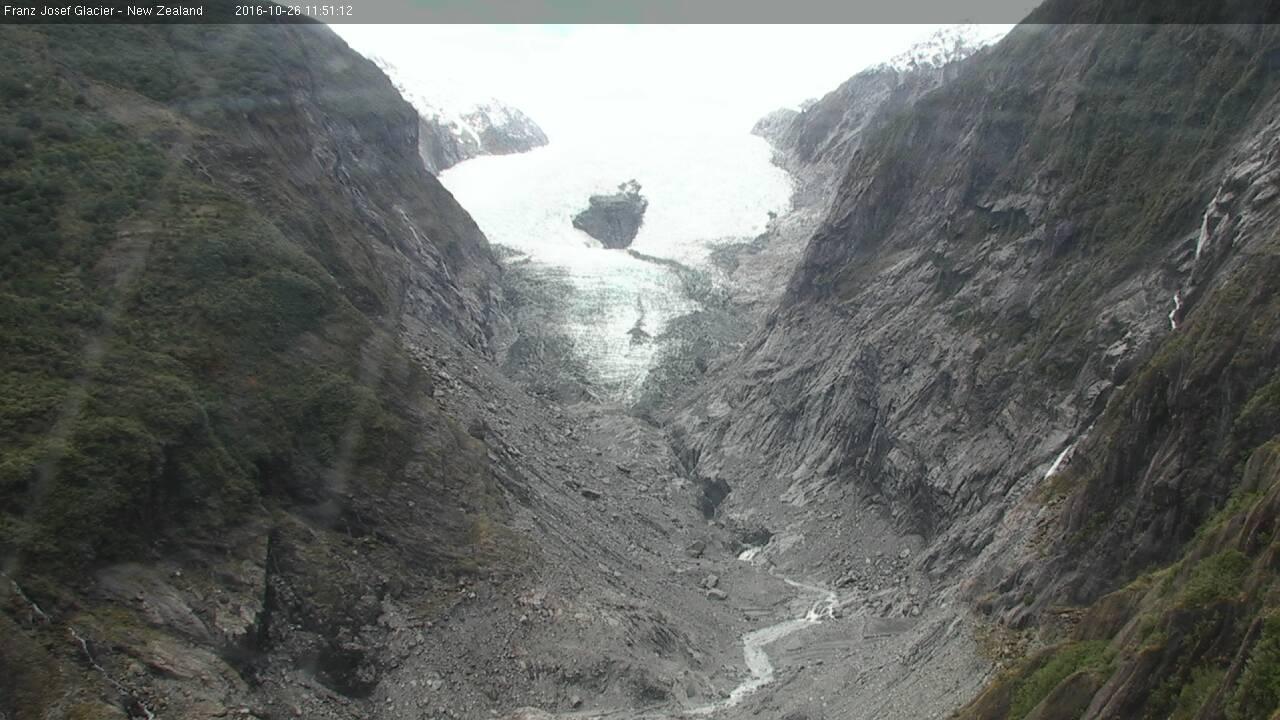 webcam Franz Josef Glacier Westland