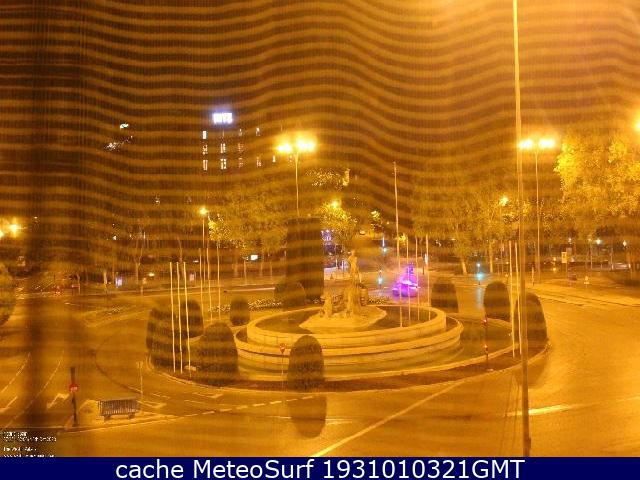 webcam Madrid Hotel Ciudad de Madrid
