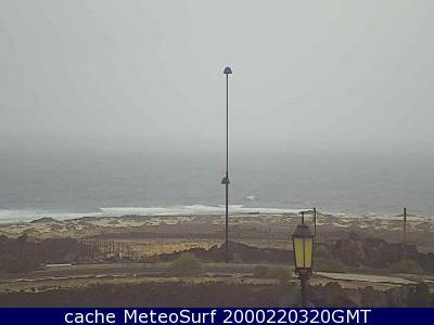 webcam El Hierro Surf Las Palmas