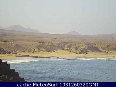 webcam Cotillo Piedra Playa Las Palmas