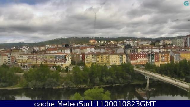 webcam Orense Ponte Vella Orense