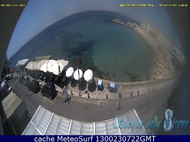 webcam Gallipoli Lecce