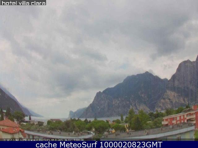 webcam Torbole sul Garda Trento