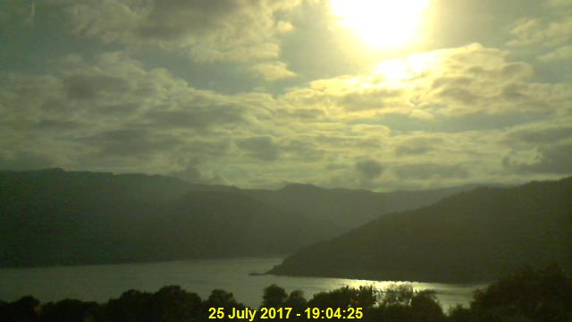 webcam Garelochhead Argyll and Bute