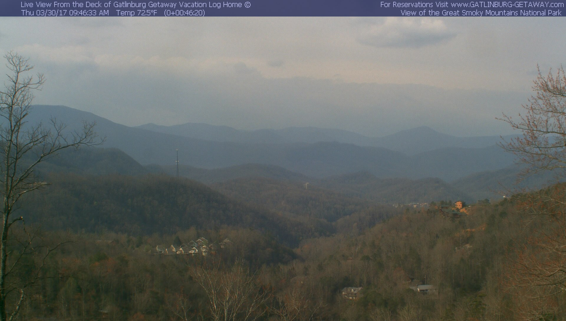 webcam Gatlinburg Sevier
