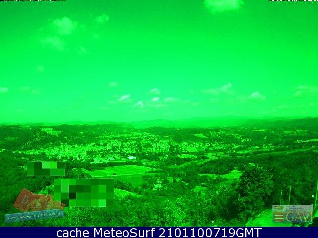 webcam Gavi Ligure Alessandria