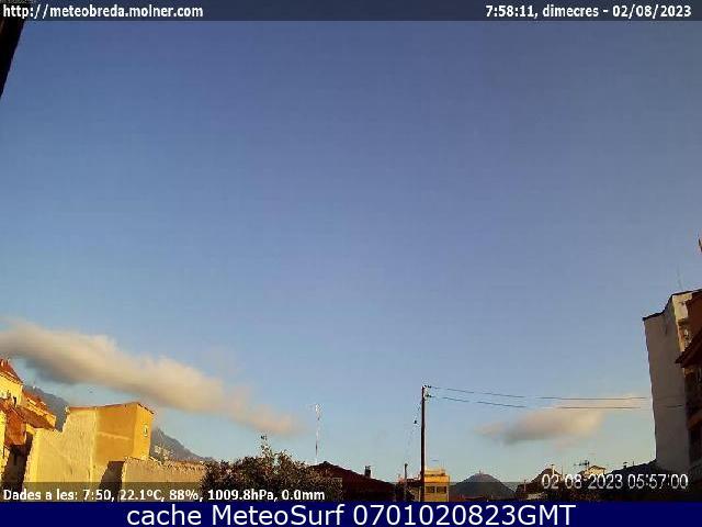 webcam Breda Gerona
