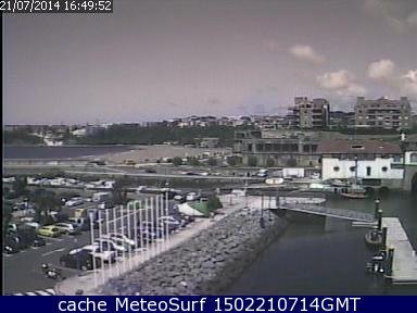 webcam Getxo Vizcaya
