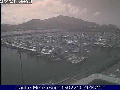 webcam Getxo Puerto Vizcaya