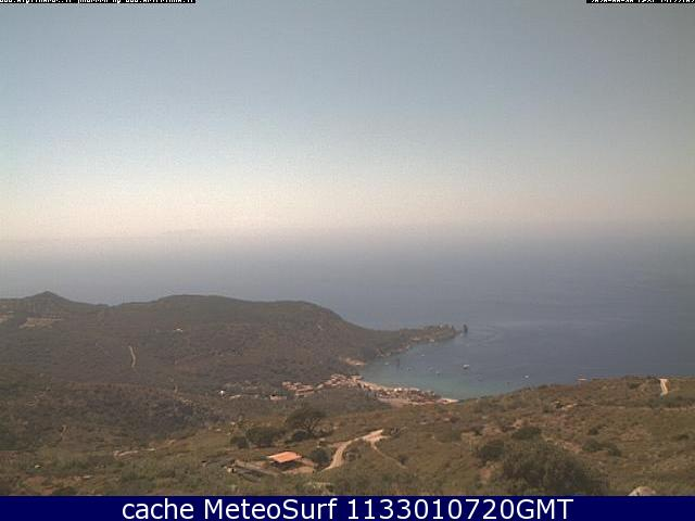 webcam Giglio Castello Grosseto
