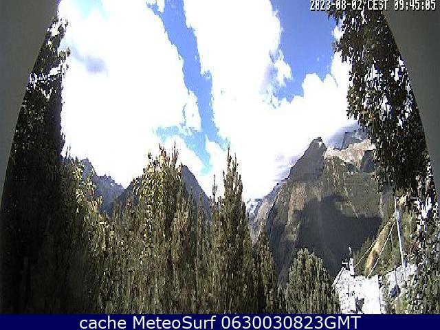 webcam Gimillan Gran Paradiso Valle d Aosta