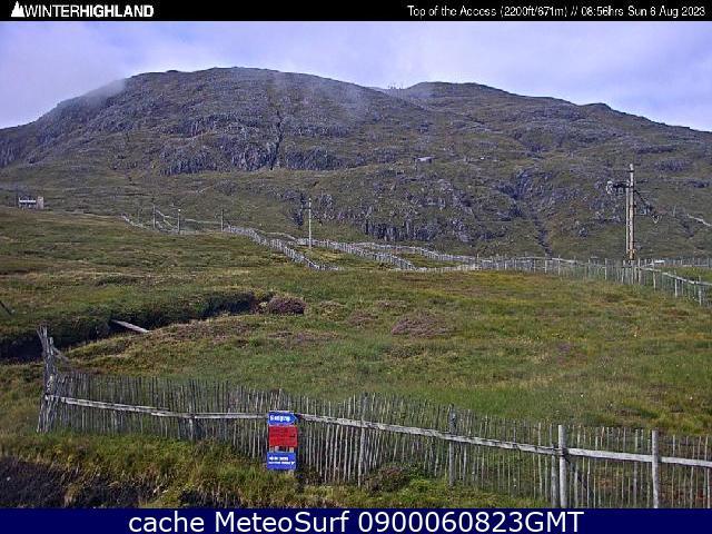 webcam Glencoe Highland