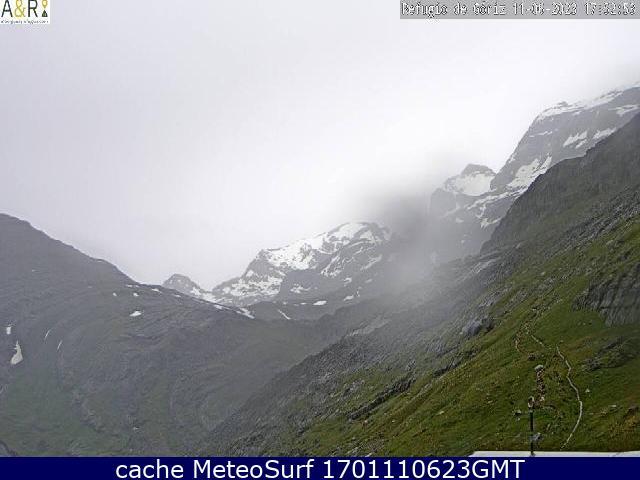 webcam Góriz Monte Perdido Huesca