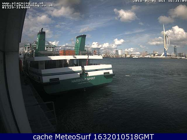 webcam Gosport South East