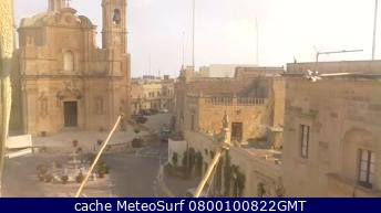 webcam Gozo Gharb Gozo Comino
