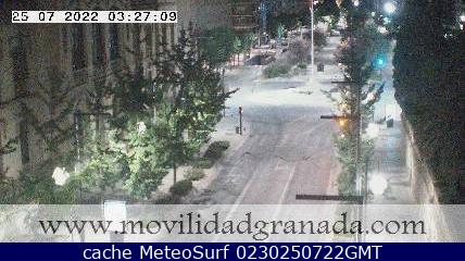webcam Granada Cadiz