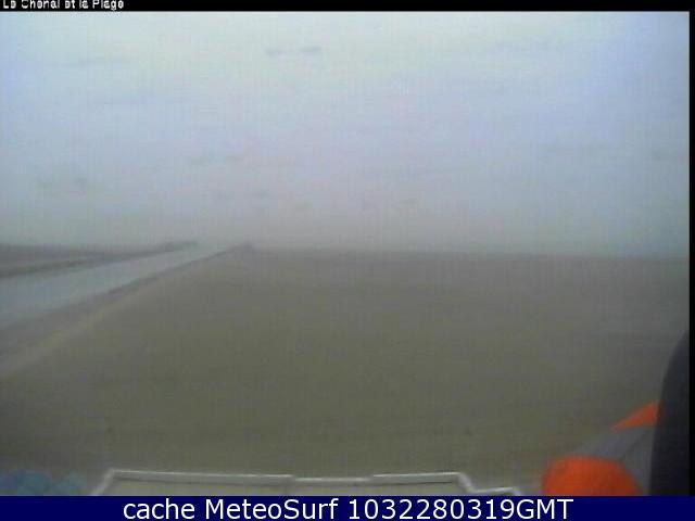 webcam Gravelines Plage Nord