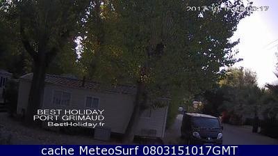 webcam Port Grimaud Var