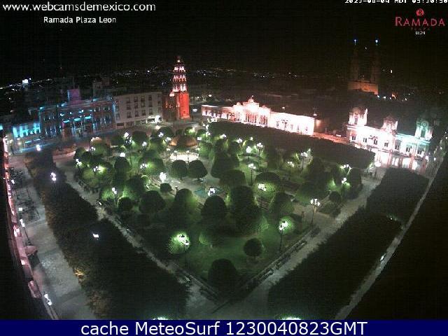 webcam León Guanajuato León