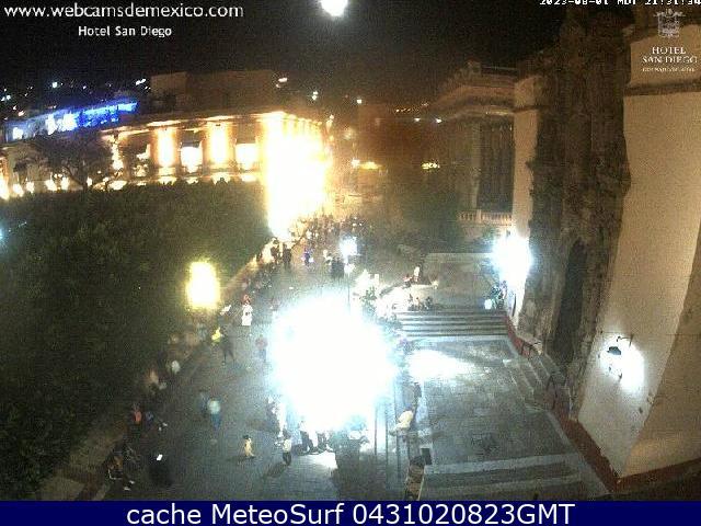 webcam Guanajuato Guanajuato
