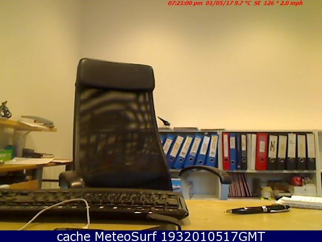 webcam Crondall South East