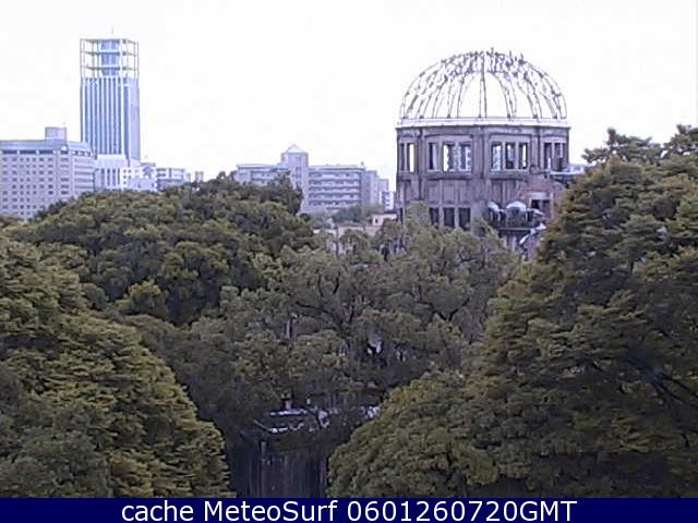 webcam Hiroshima Memorial Hiroshima