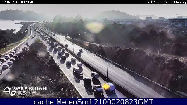 webcam Hobsonville Auckland