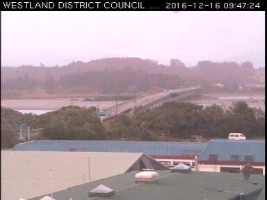 webcam Hokitika Westland