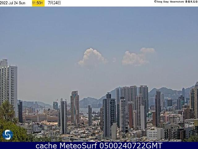 webcam Kowloon City Hong Kong
