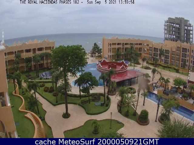 webcam Cancun Hotel Royal Haciendas 1-2 Benito Juárez