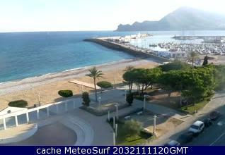 webcam Altea Hotel Alicante