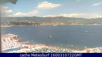 webcam Hotel Santa Margherita Ligure Genova