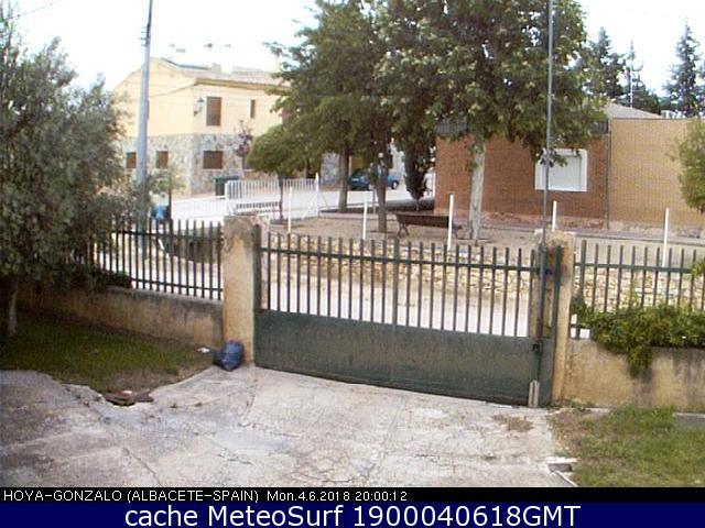 webcam Hoya-Gonzalo Albacete