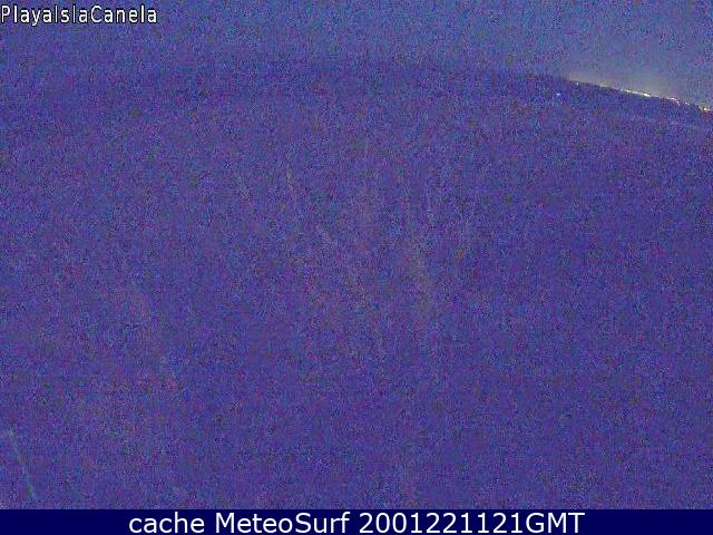 webcam Isla Canela Playa Huelva