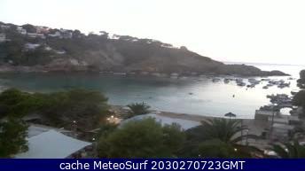 webcam Ibiza Cala Vadella Islas Baleares