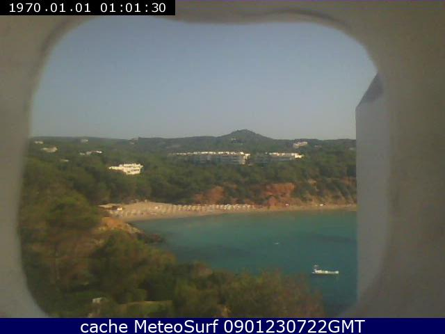 webcam San Antonio Islas Baleares