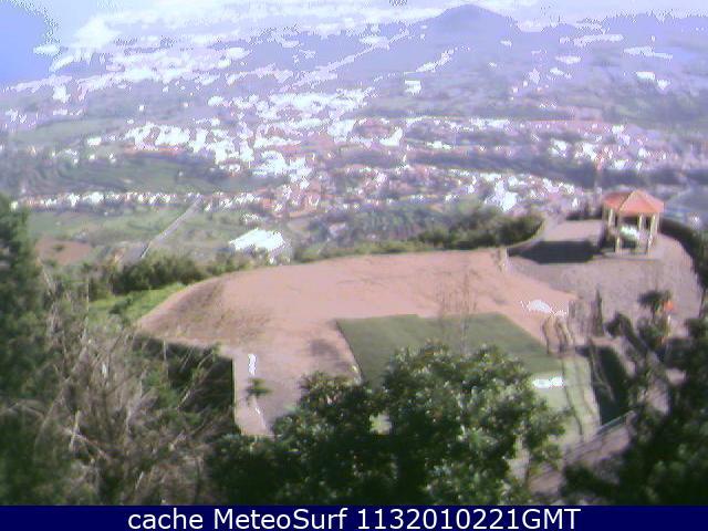 webcam Icod el Alto Santa Cruz de Tenerife