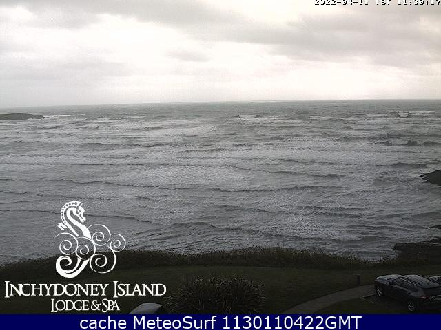 webcam Inchydoney Island Cork