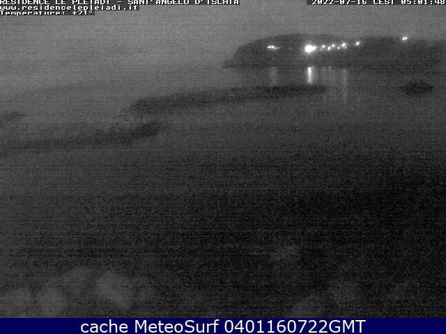 webcam Sant Angelo Nápoles