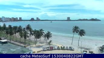 webcam Isla Margarita Arismendi