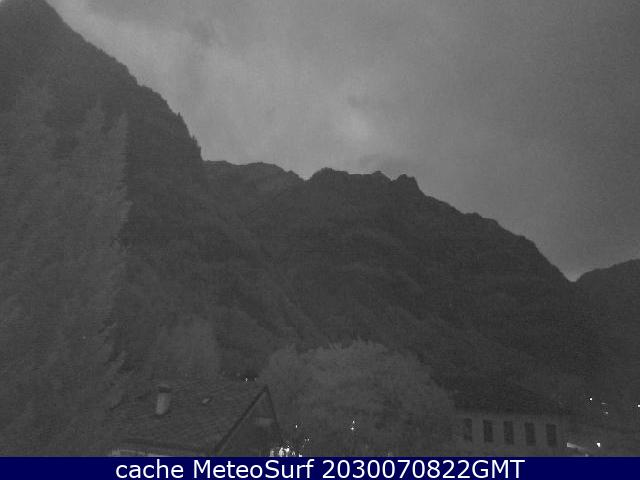 webcam Issime Weiss Weib Valle d Aosta