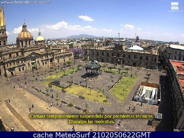webcam Guadalajara Jalisco Guadalajara