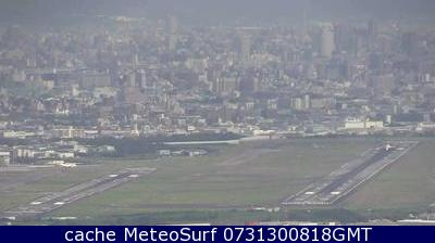 webcam Osaka Airport Osaka